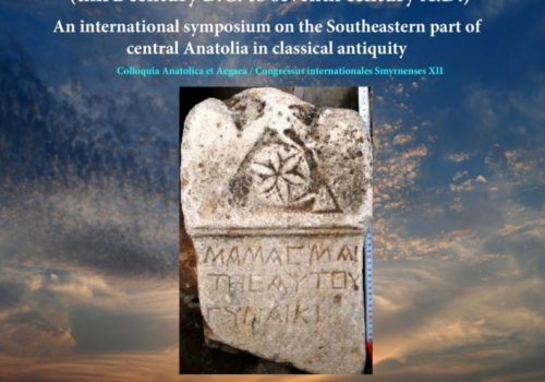 Cappadocia symposium; 2020, May 14-15, Izmir, Turkey.