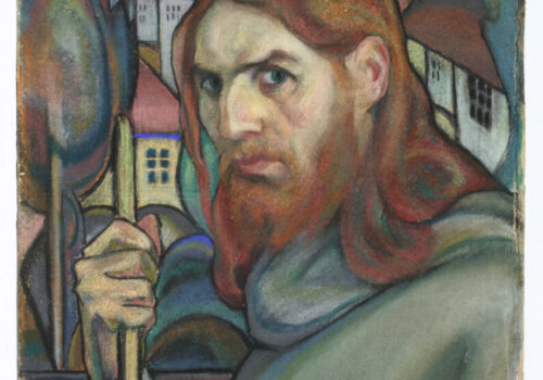 LUCRAREA LUNII la Muzeul de Artă